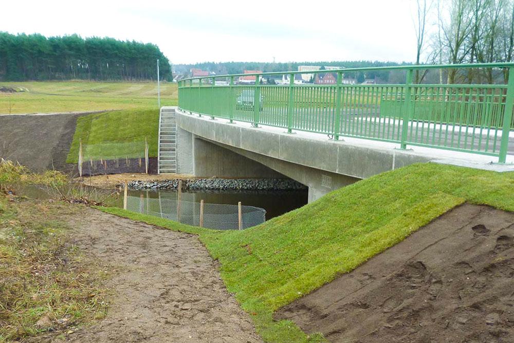 Referenz im Brückenbau der MELIBAU GmbH