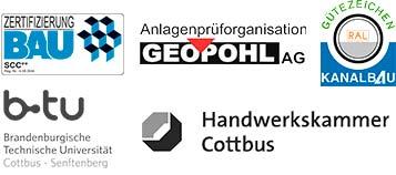 Zertifizierungen der MELIBAU GmbH