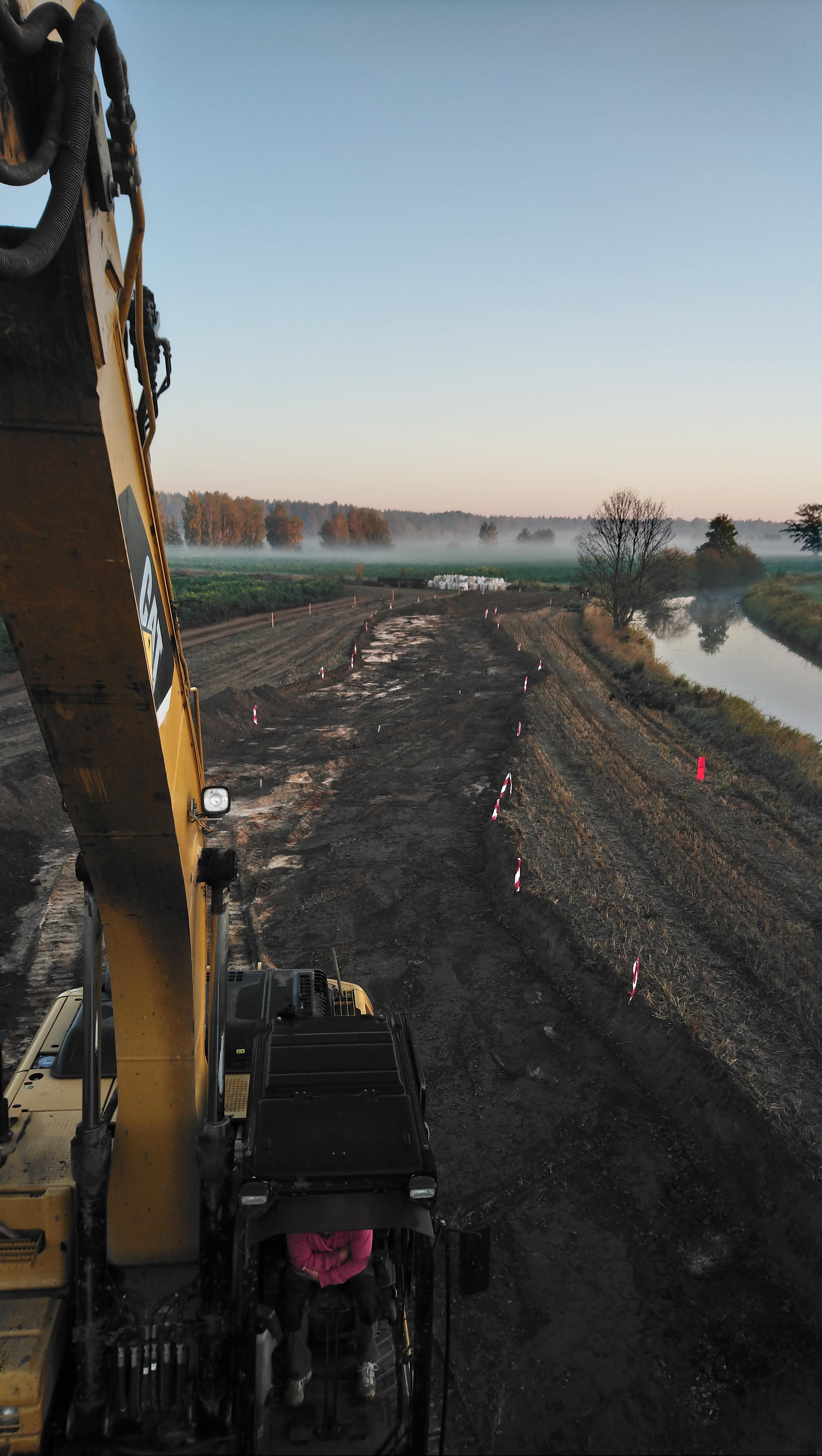 Wasserbau der Elsterschleife 13 | MELIBAU GmbH