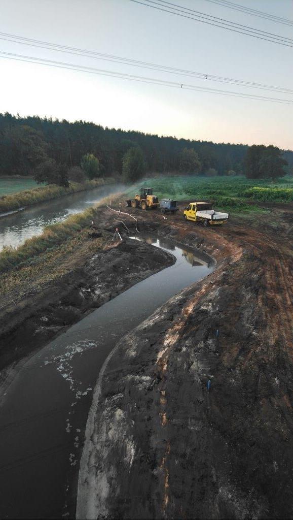 Wasserbau der Elsterschleife 6 | MELIBAU GmbH