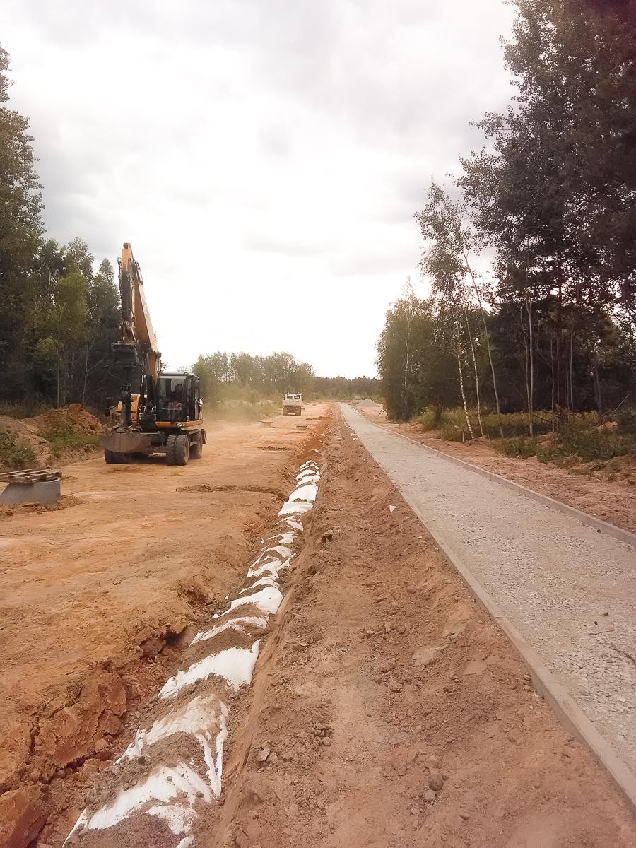 Bild 11 - Erschließungsstraße Wendehammer - 2